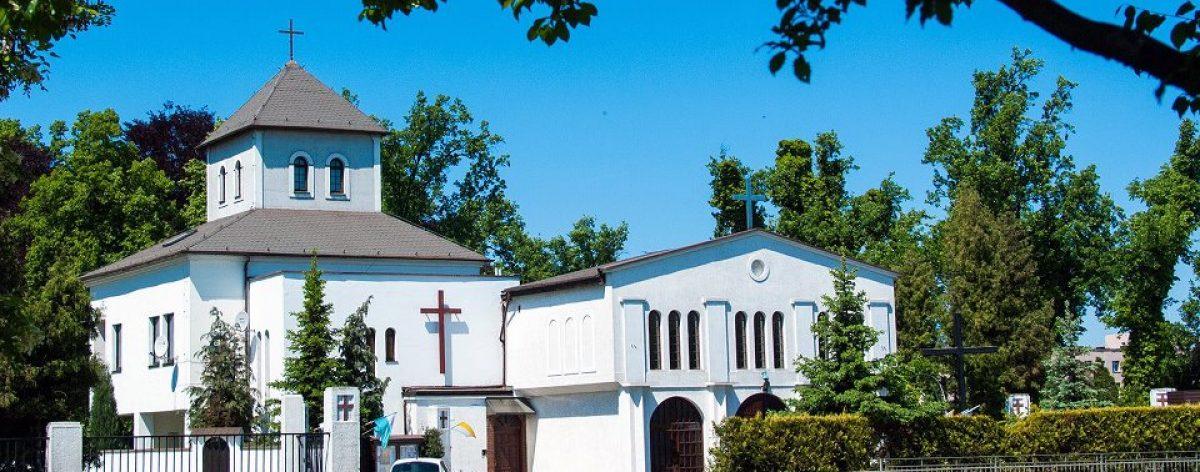 Parafia św. Maksymiliana Marii Kolbe w Głogowie